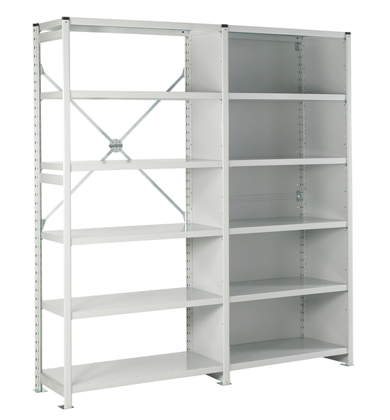Stormor Systems shelving unit