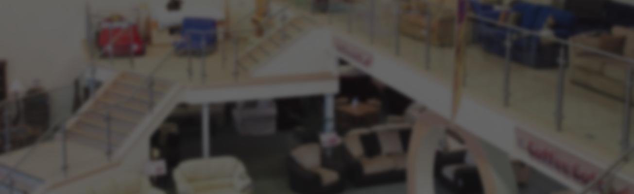 Stormor Systems mezzanine floor in an office environment